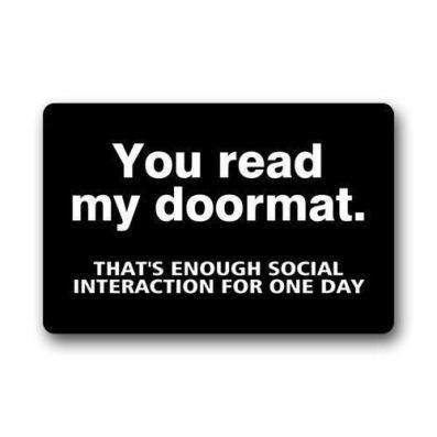 conception-de-nouveaute-custom-you-read-my-doormat